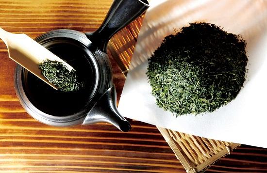 オーガニック日本茶