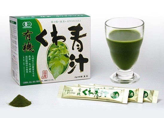 画像に alt 属性が指定されていません。ファイル名: Mulberry-green-drink.jpg