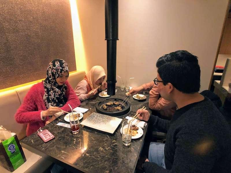 halal food/restaurant