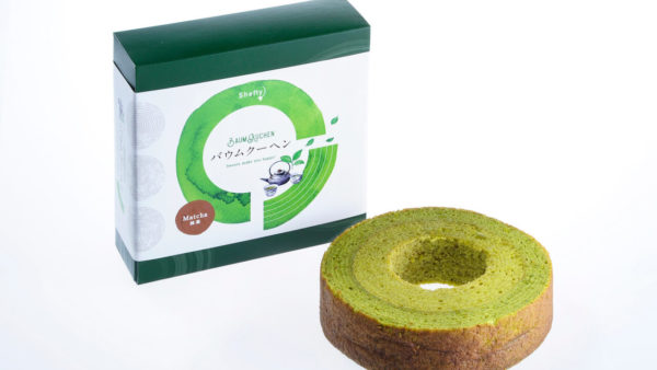 Must Buy item in Japan - matcha(green tea) cake -